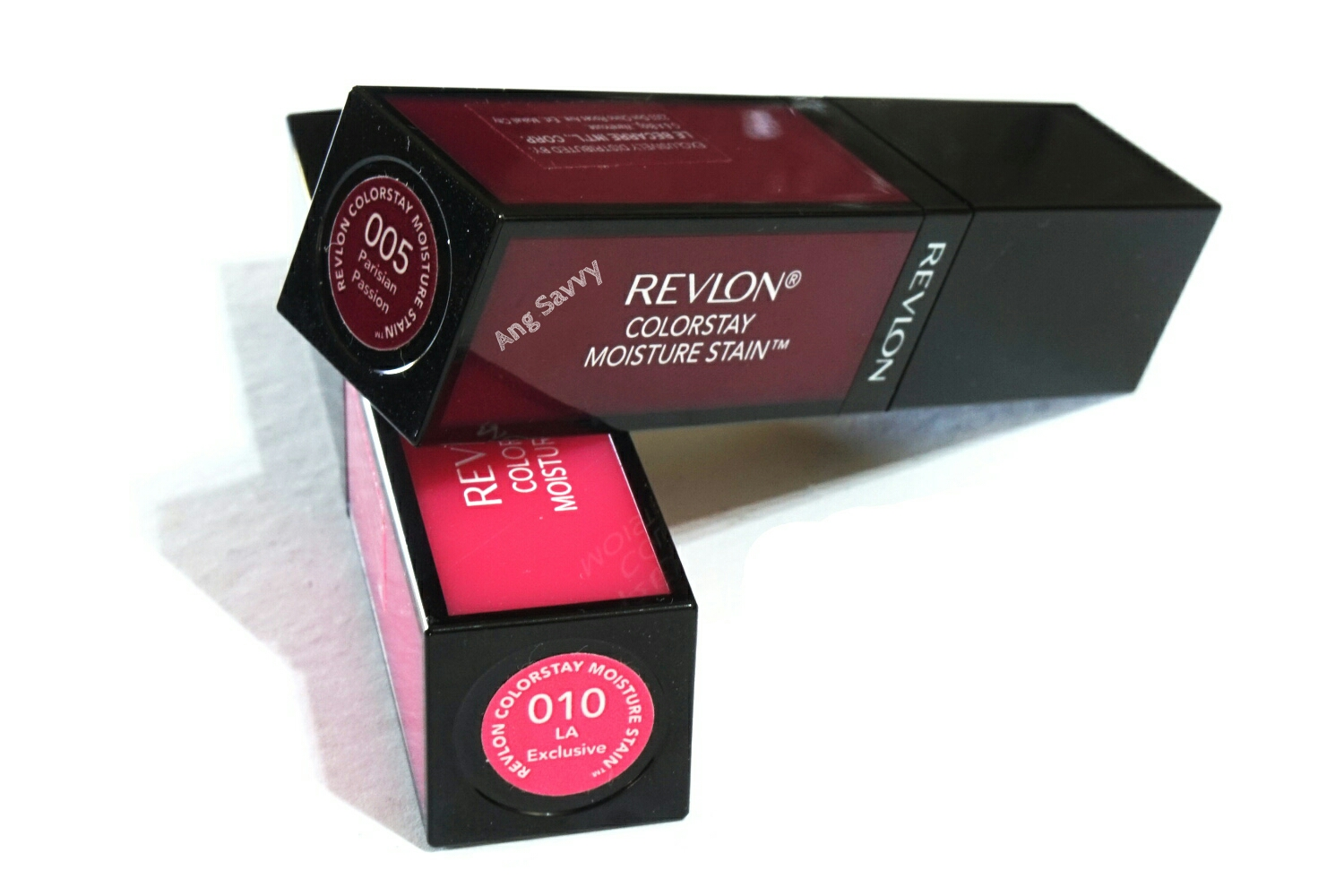 Revlon Colorstay Moisture Stains in 010 LA Exclusive