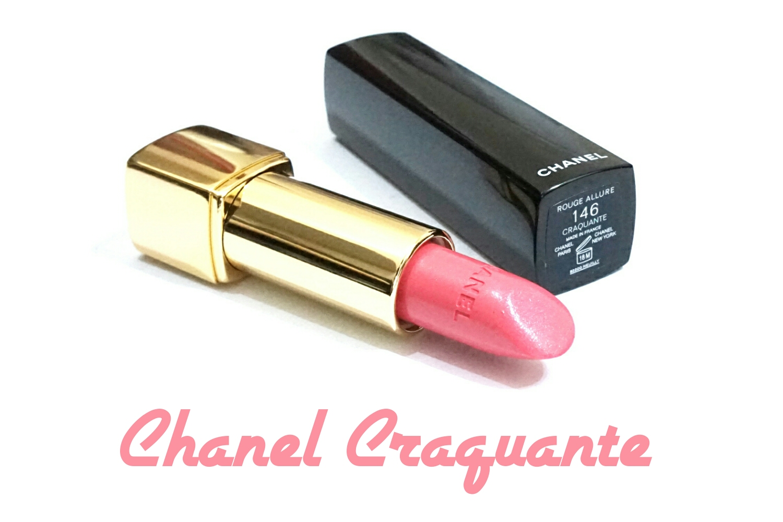 Best Pink Lipsticks 2014 Chanel Craquante