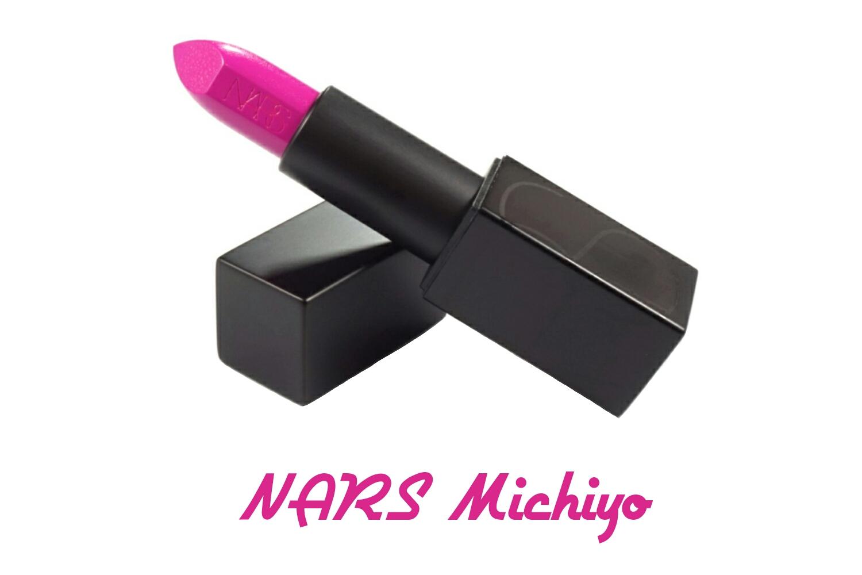 Best Pink Lipsticks 2014 NARS Michiyo
