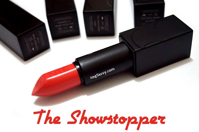 NARS Annabella lipstick