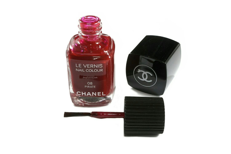 Chanel Pirate Nail Polish