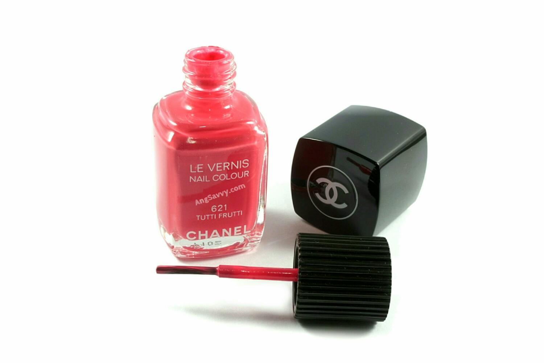 Chanel Tutti Frutti Nail Polish