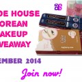 Makeup Giveaway December 2014