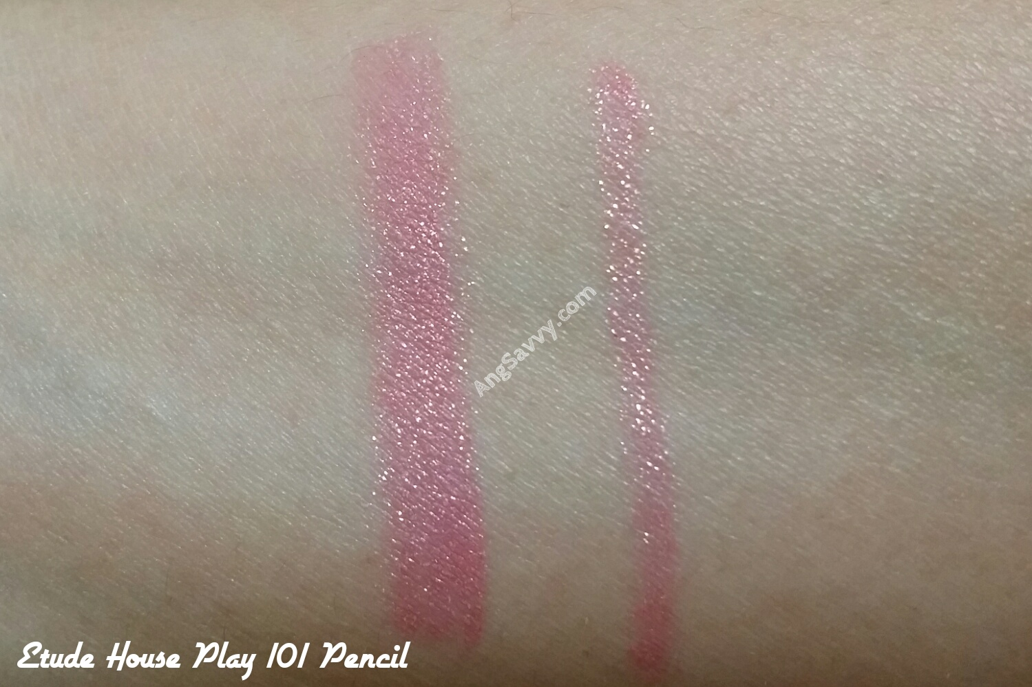 Etude House Play 101 Pencil 27 Swatch