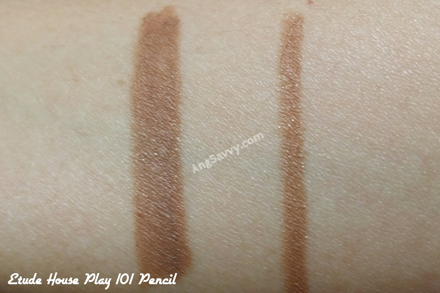 Etude House Play 101 Pencil 41 Swatch