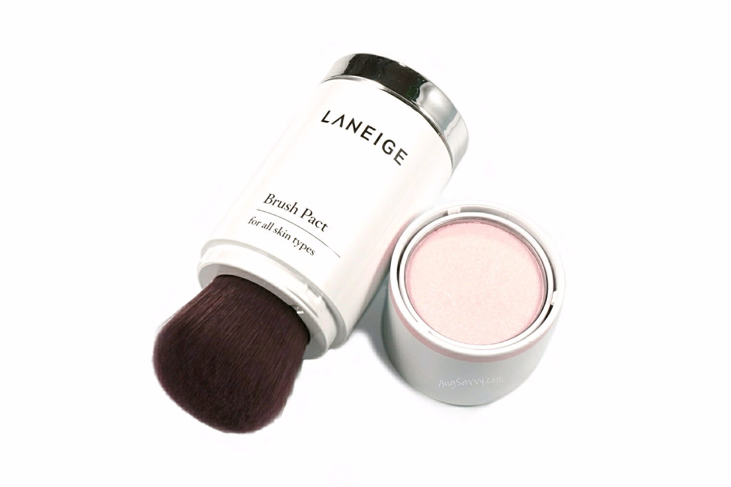Laneige Brush Pact Pink Beam
