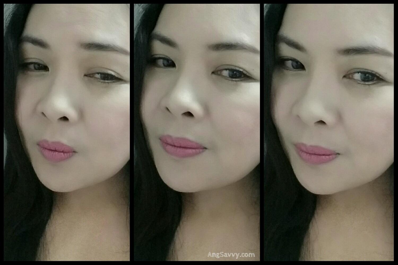 MAC Chatterbox Lipstick Swatches