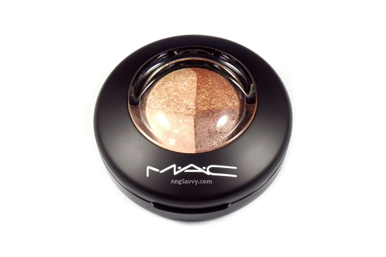 MAC Mineralize Eyeshadow Quad Bronze Assets
