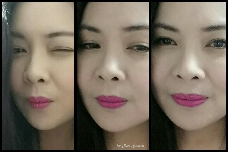 MAC Pink Pigeon Lipstick Swatches