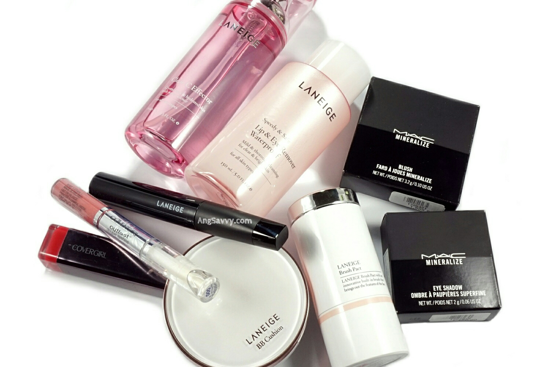Makeup Mini Haul: Laneige