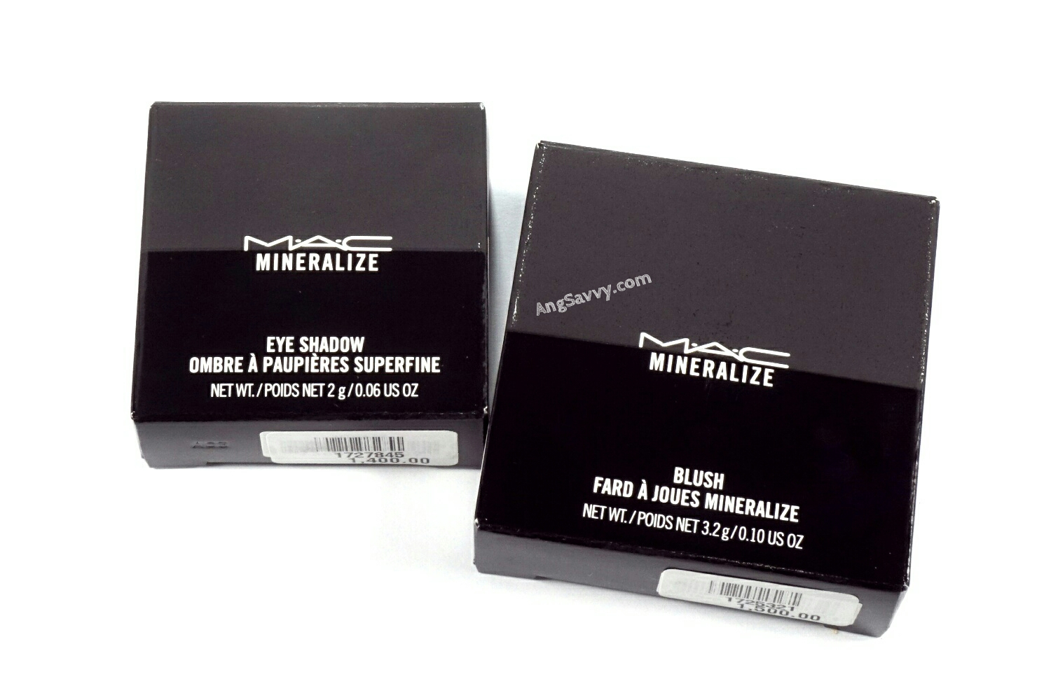 Makeup Mini Haul: MAC Mineralize