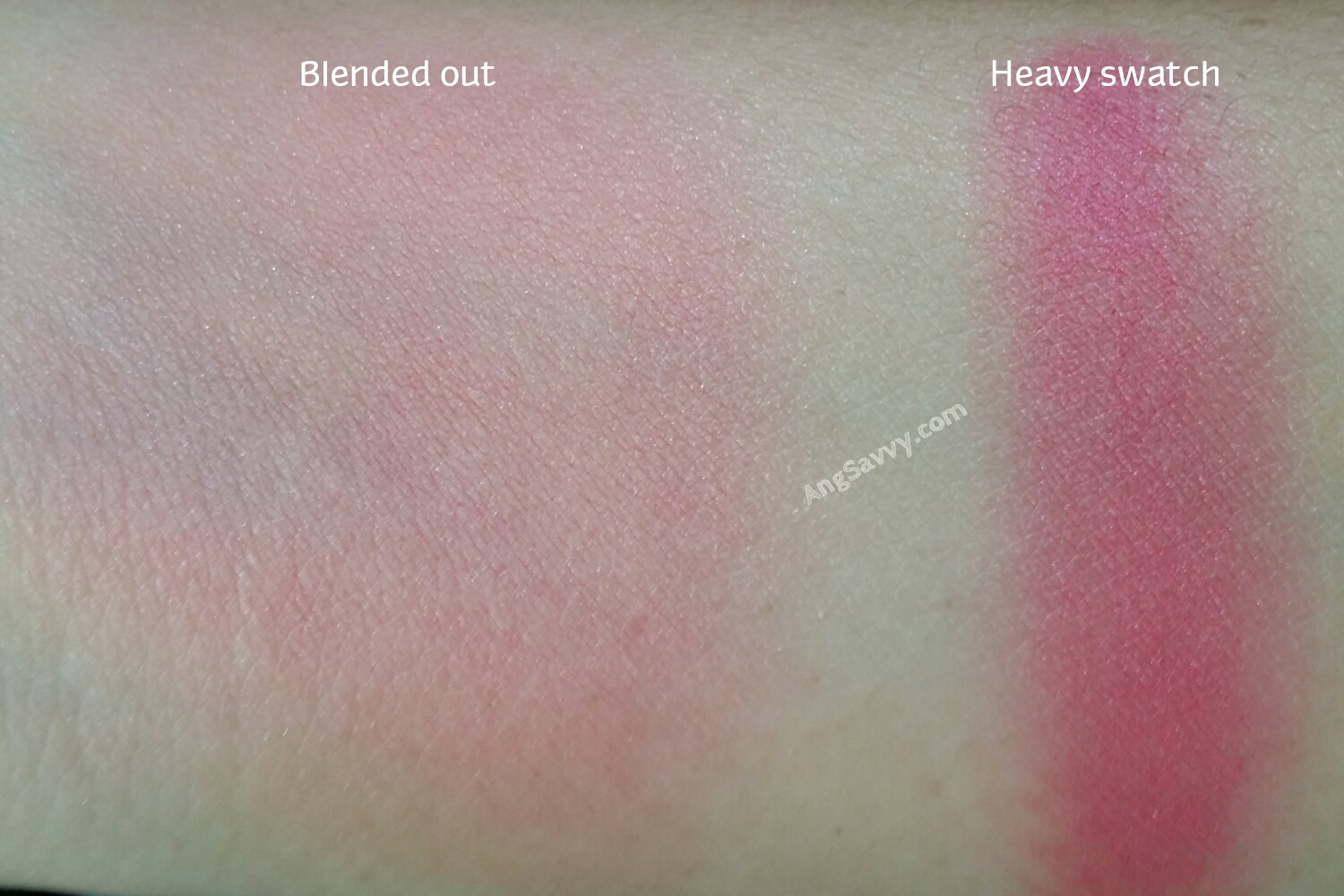 Maybelline Dream Bouncy Blush Pink Frosting