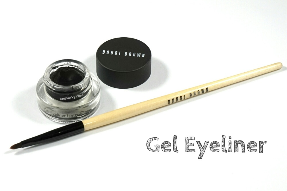 Basic Eyeliner Types Gel