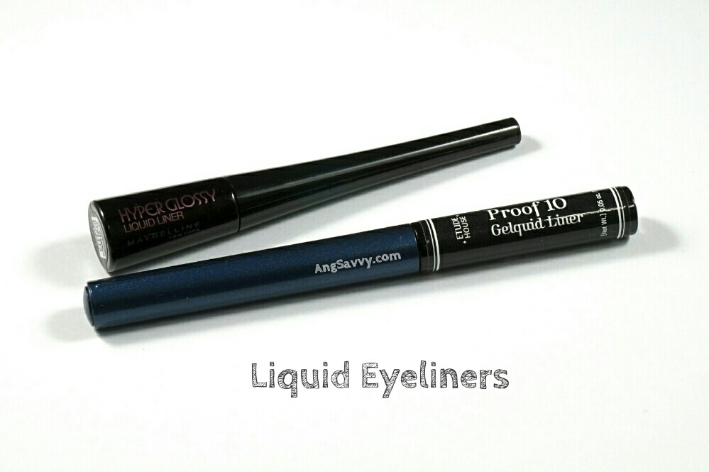 Basic Eyeliner Types Liquid