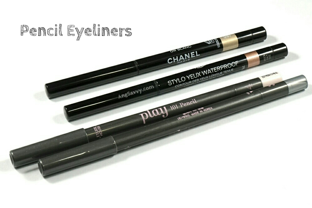 Basic Eyeliner Types Pencil
