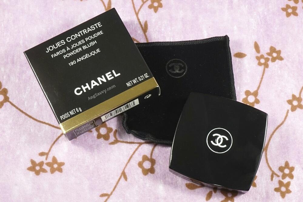 Chanel Angelique Blush