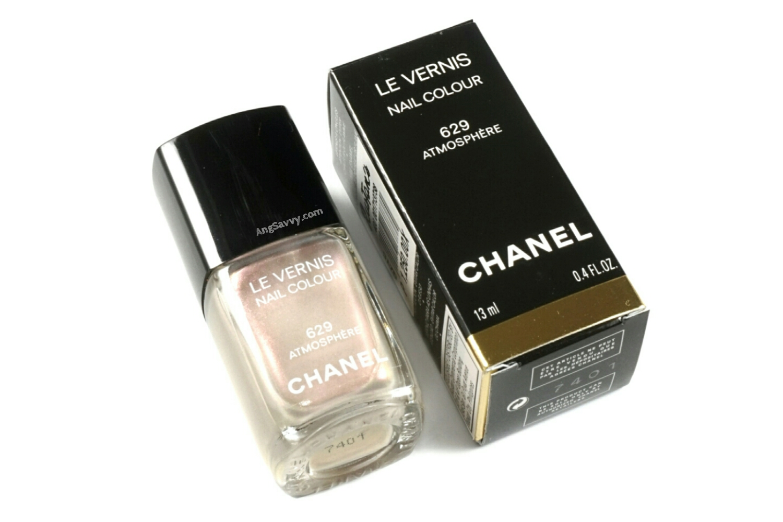 Chanel Atmosphere Nail Polish