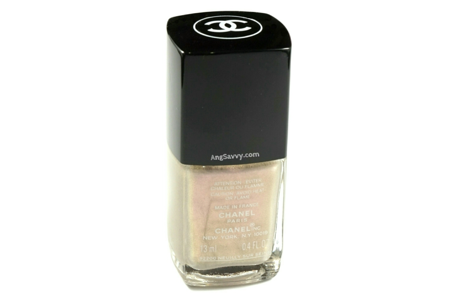 Chanel Atmosphere Nail Polish
