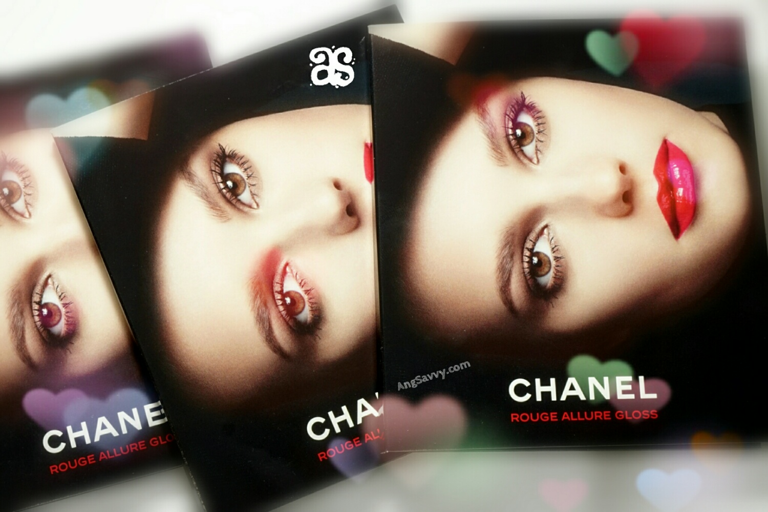 Chanel Rouge Allure Gloss Samples Giveaway