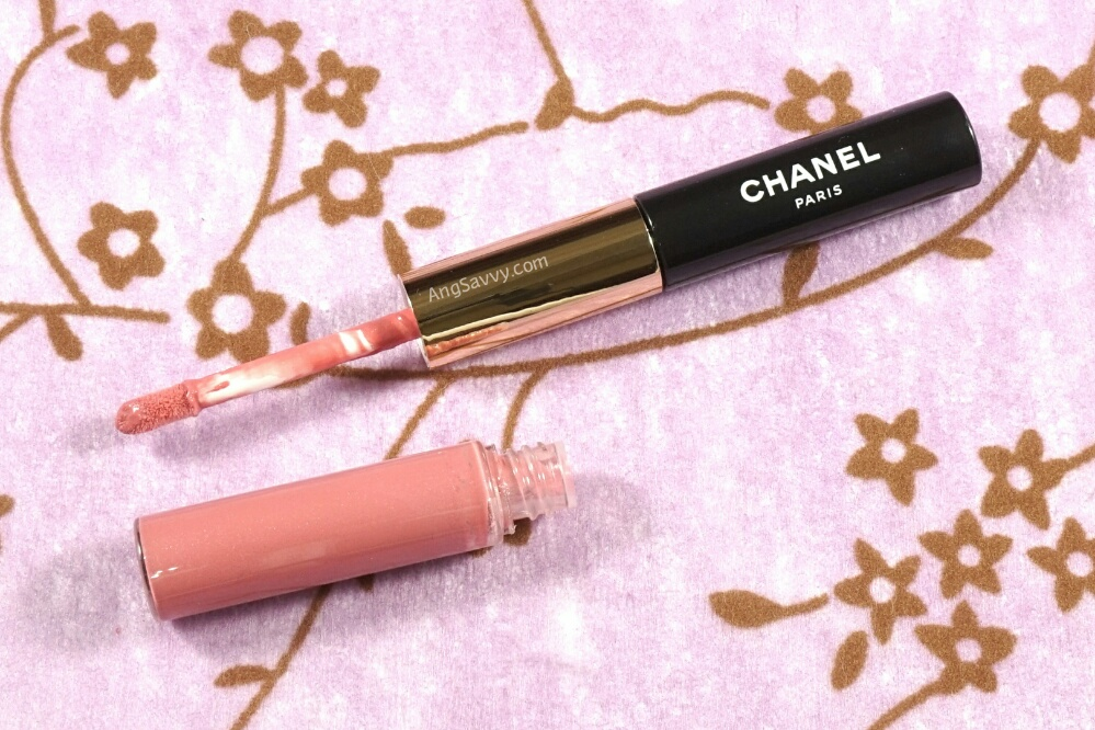 Chanel Rouge Double Intensite Darling Pink