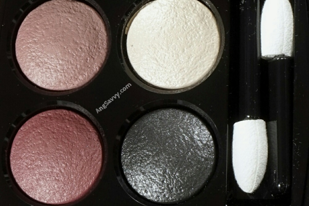 Chanel Tisse Paris Eyeshadow Quad
