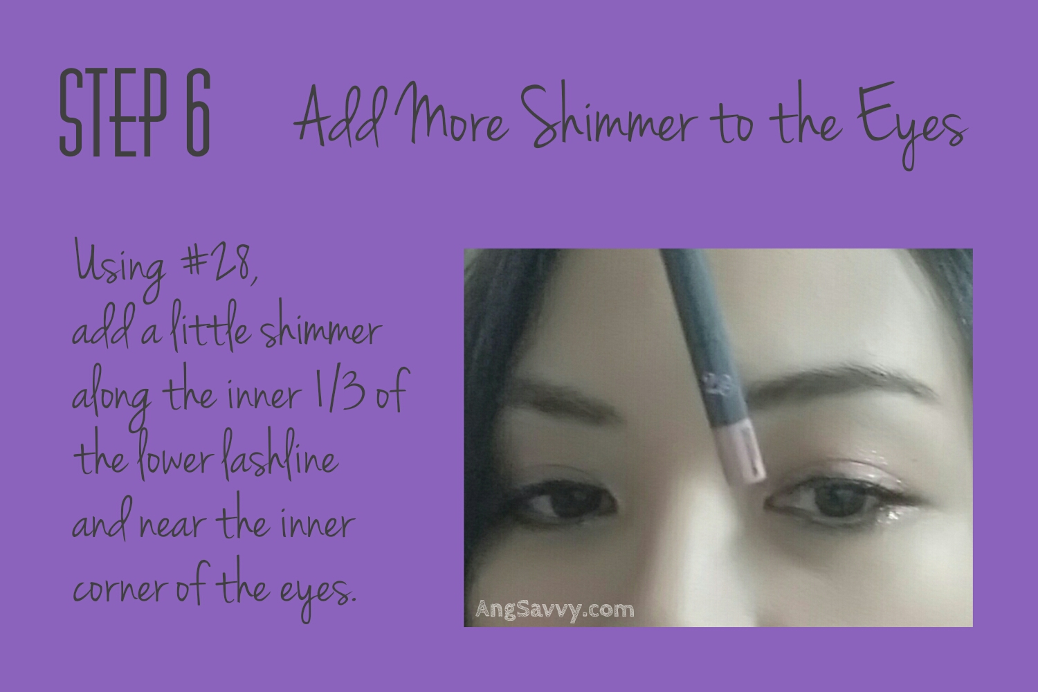 Etude House Play 101 Pencils Simple Makeup Look