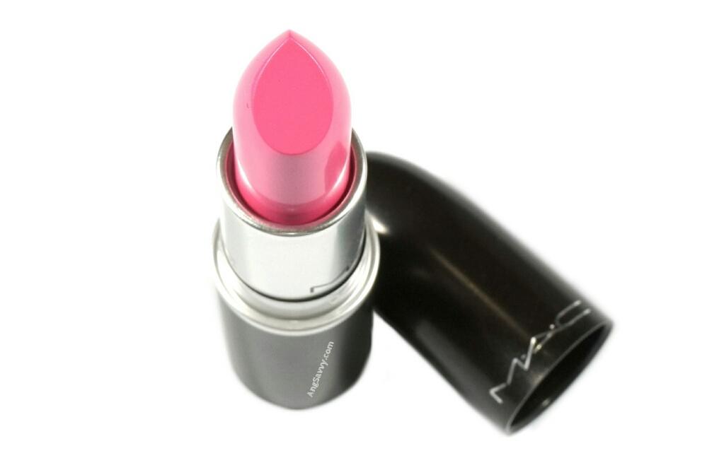 MAC Pink Pearl Pop Lipstick