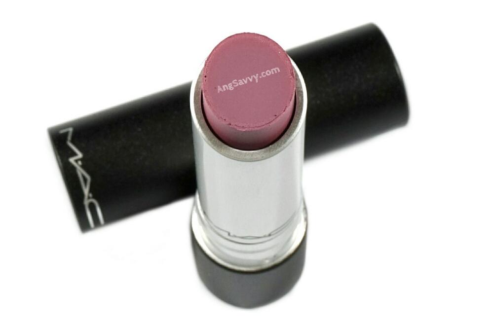 MAC Unlimited Lipstick Pro Longwear Lipcreme