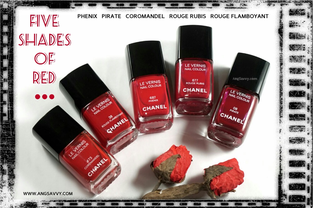 Best Red Nail Polishes for Valentines Day
