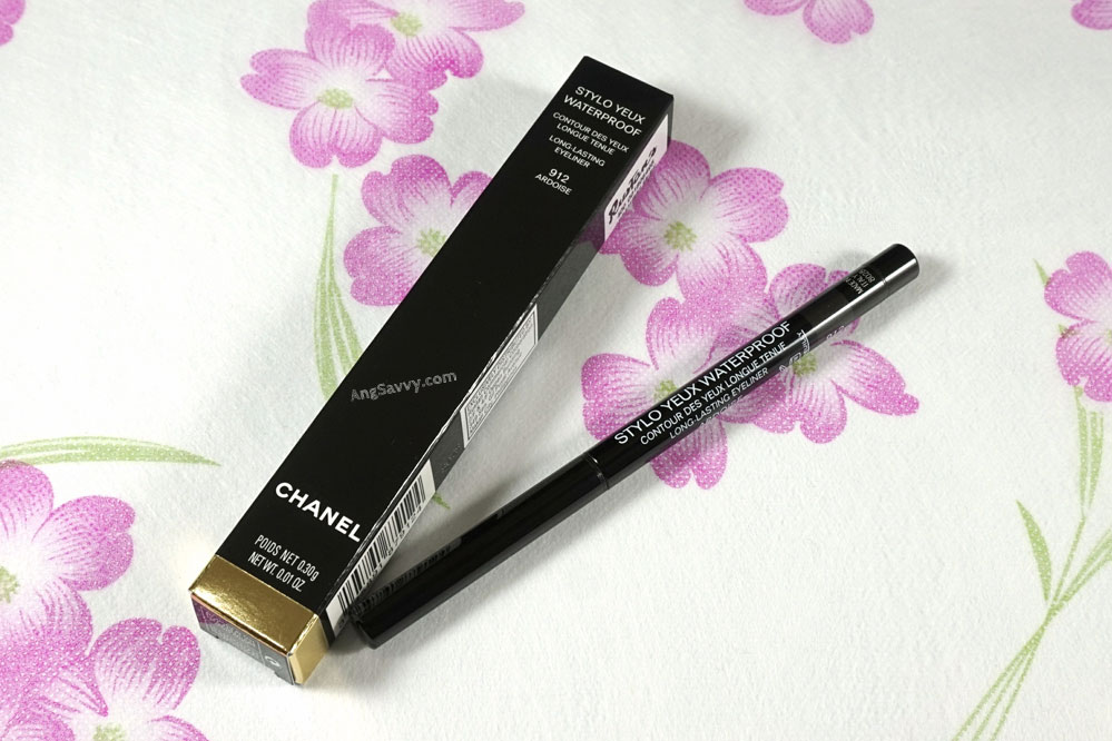 Chanel Ardoise Stylo Yeux Waterproof Long Lasting Eyeliner