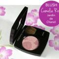 Chanel Camelia Rose Blush Jardin de Chanel