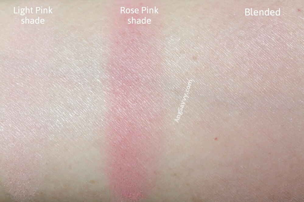 Chanel Camelia Rose Blush Jardin de Chanel Swatches