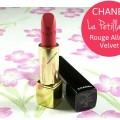 Chanel La Petillante Rouge Allure Velvet