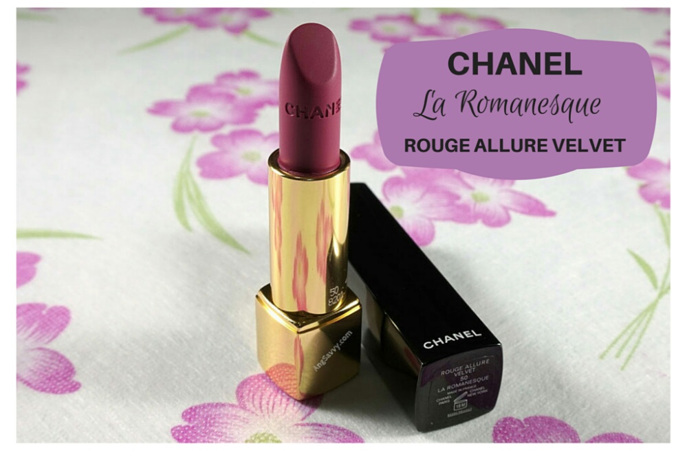 Chanel La Romanesque Rouge Allure Velvet