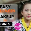 Easy Halloween Makeup for Girls