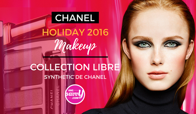Chanel Holiday 2016 Makeup Collection