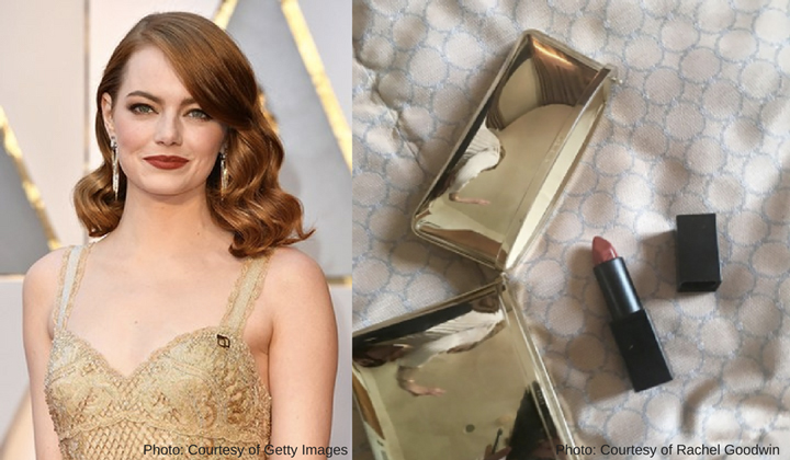 Emma Stone's Stunning Red Carpet Makeup Look at the Oscars 2017