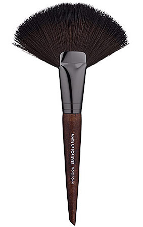 Makeup Brush Guide Fan Brush