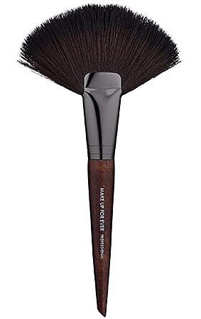 Makeup Brush Guide Fan Brush