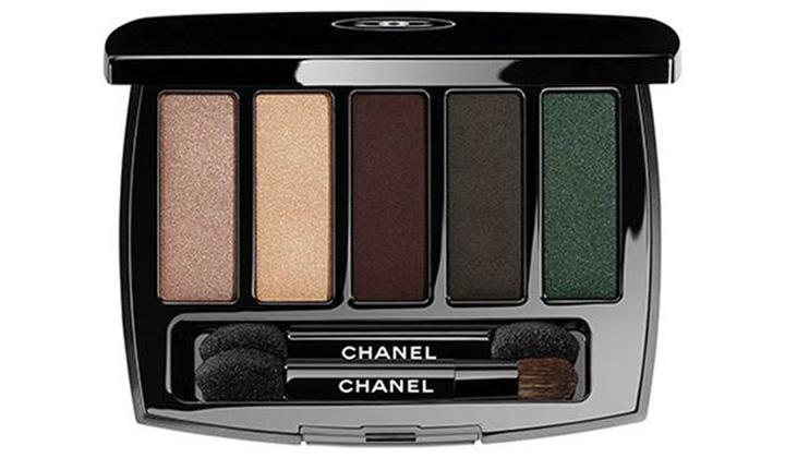 Chanel Trait De Caractere Eyeshadow Palette