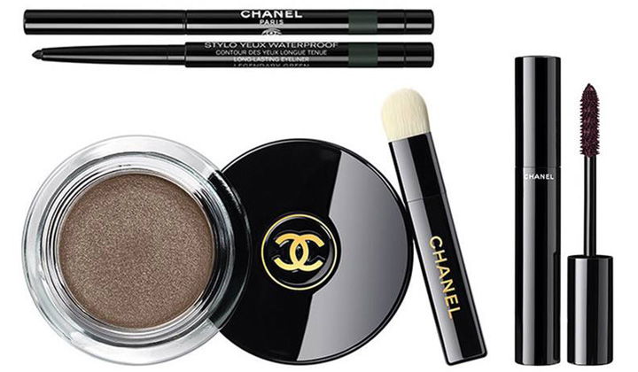 Chanel Holiday 2017 Makeup Collection