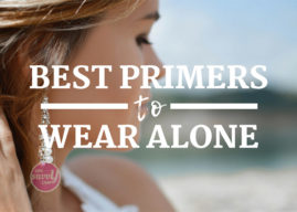 Best Primers To Wear Alone This 2018