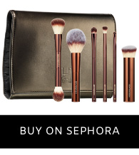 Hourglass Travel Brush Set