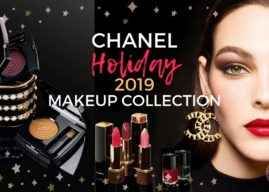 The Best of Chanel Holiday 2019 Makeup Collection