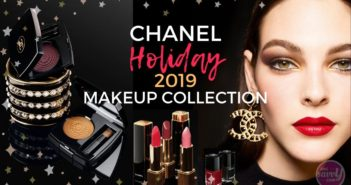 Chanel Holiday 2019 Makeup Collection