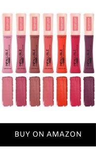 Loreal Paris Infallible Pro Matte - Best Long Lasting Lipstick for Dry