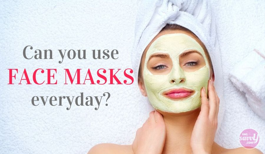 How Often to Use Face Mask for Oily