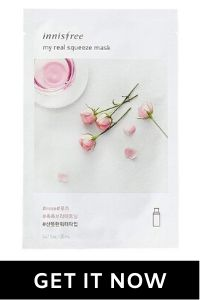 Innisfree My Real Squeeze Mask Sheets