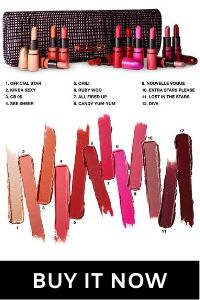 MAC Taste of Stardom Mini Lipstick Kit - Best Makeup Gift Ideas